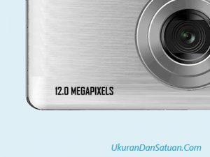 Kamera digital 12 megapixel
