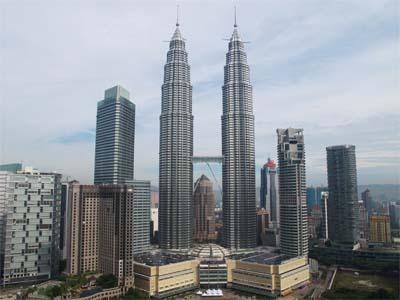 Gambar Menara Kembar Petronas