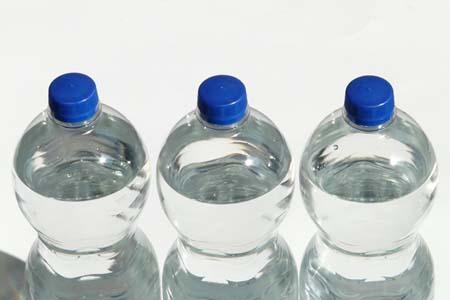 Botol air mineral 1 liter