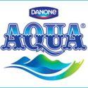 Logo Produk Air Mineral Aqua