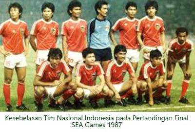 Timnas Sepakbola SEA Games 1987